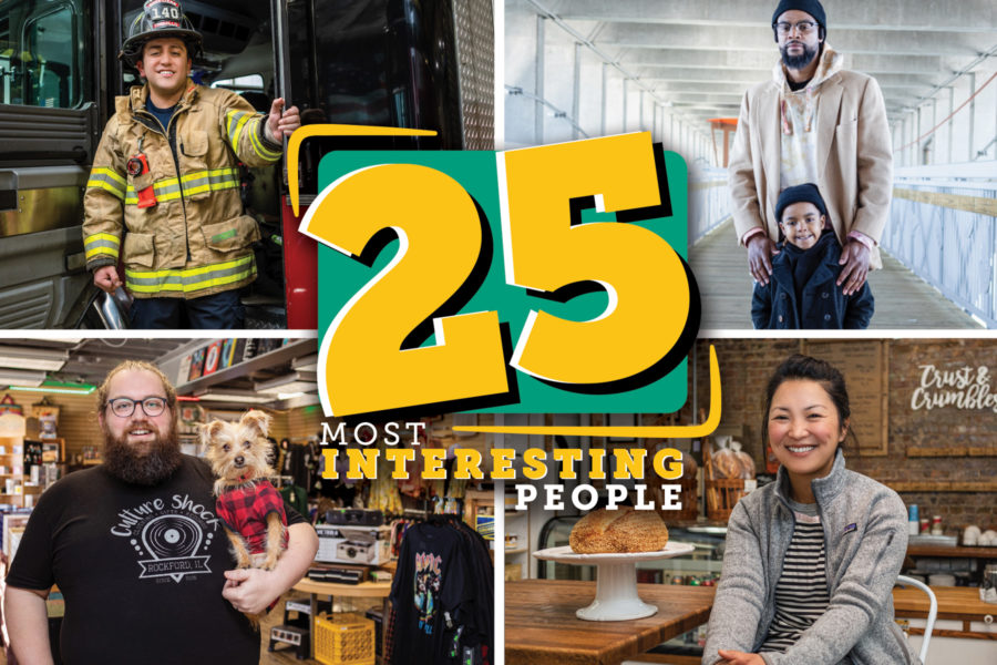 25 Most Interesting People